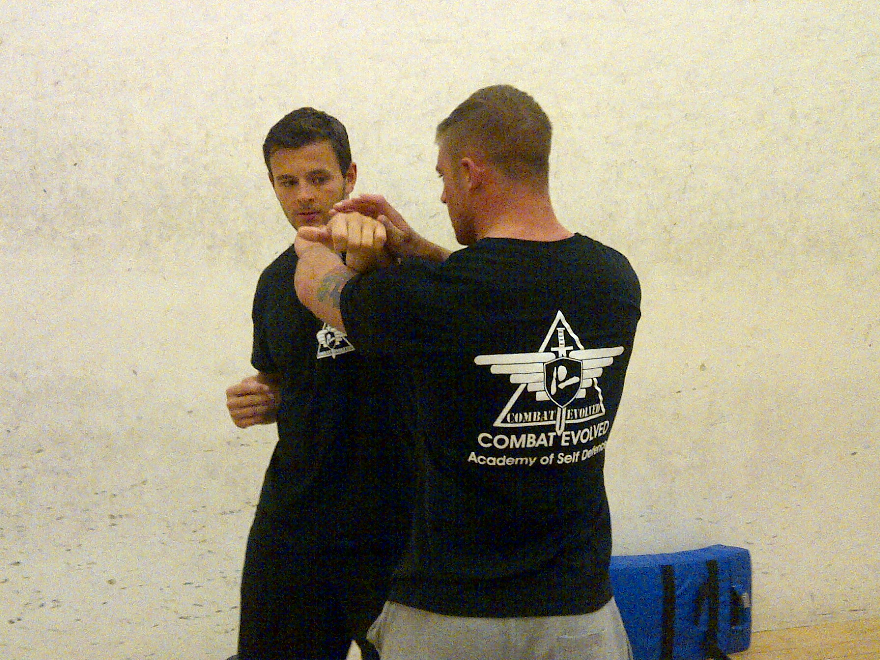 Krav Haganah - Close Quarter Combatives